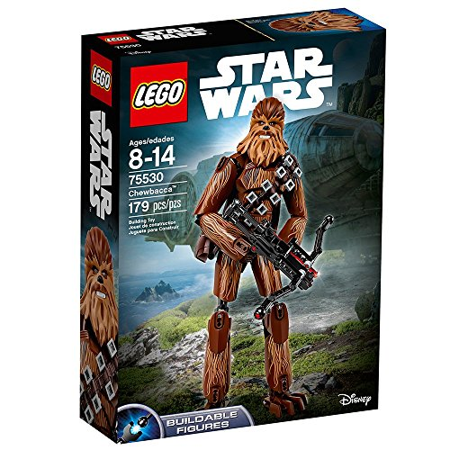 LEGO Star Wars Episode VIII Chewbacca Building Kit (179 Piece)