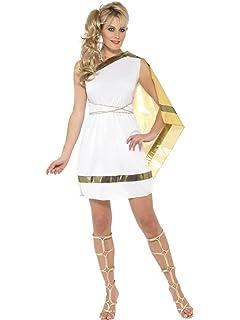 Disfraz de romana para mujer - S