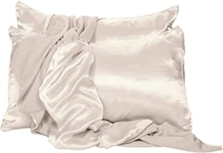 product image for PJ Harlow Satin Pillow Cases (Clay, King)