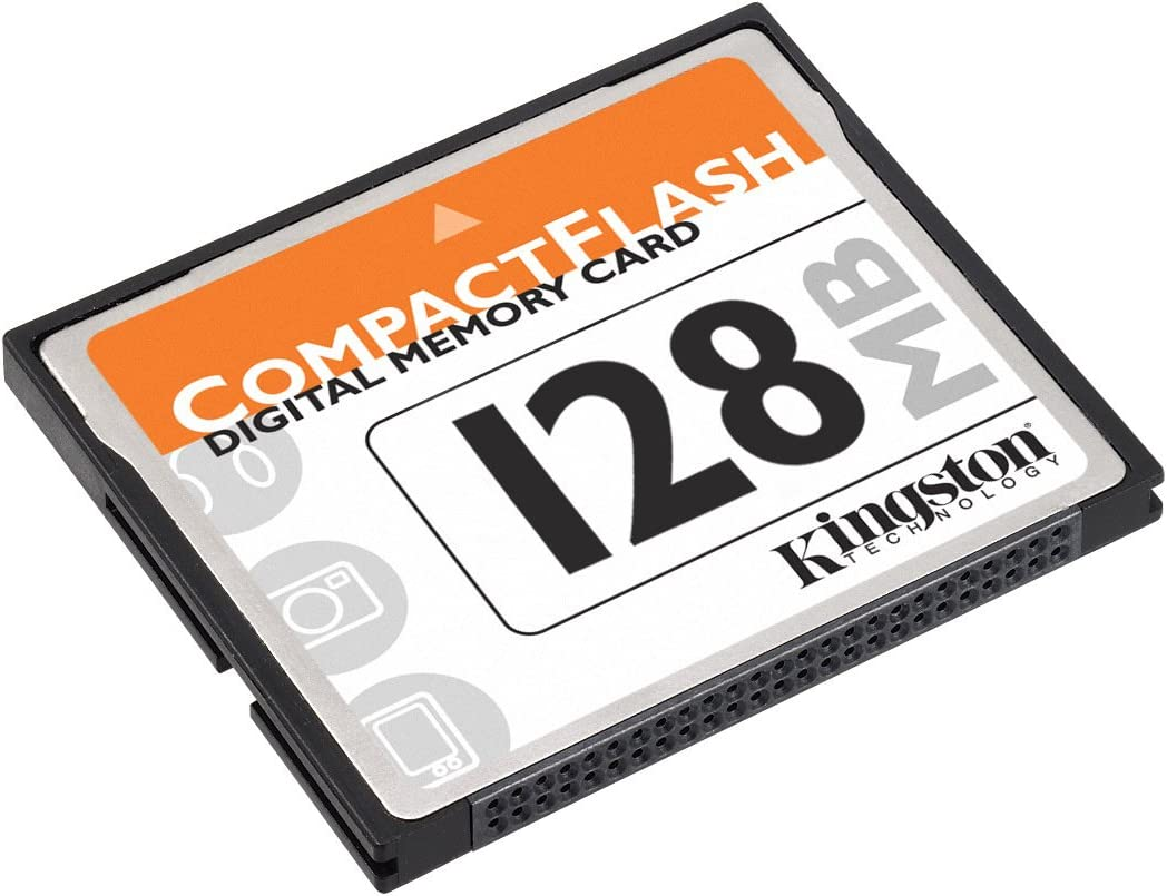 Amazon.com: Kingston Technology CF/128 128 MB tarjeta ...