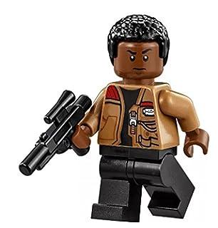 Amazoncom LEGO Star Wars Millennium Falcon Minifigure Han Solo - 25 2 lego star wars minifigures han solo han in carbonite blaster