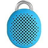 Divoom Bluetune Bean Portable Wireless Bluetooth Speakers with Selfie Remote Shutter (Blue)