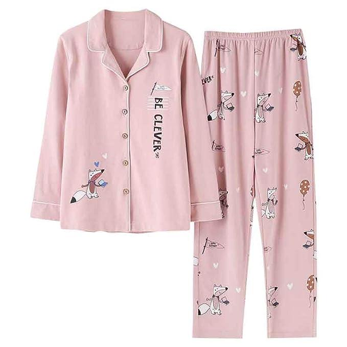 Amazon.com: Pajamas Set primavera otoño dibujos animados de ...