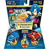Warner Bros Lego Dimensions Sonic The Hedgehog Level Pack