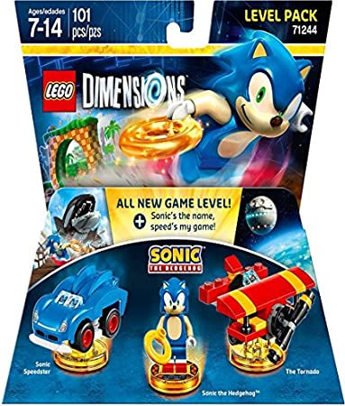 Sonic the Hedgehog Level Pack - LEGO Dimensions