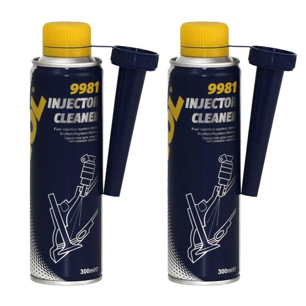 6 x 300ml MANNOL 9981 Injector Cleaner / Benzin Einspritzsystem Reiniger Zusatz SCT