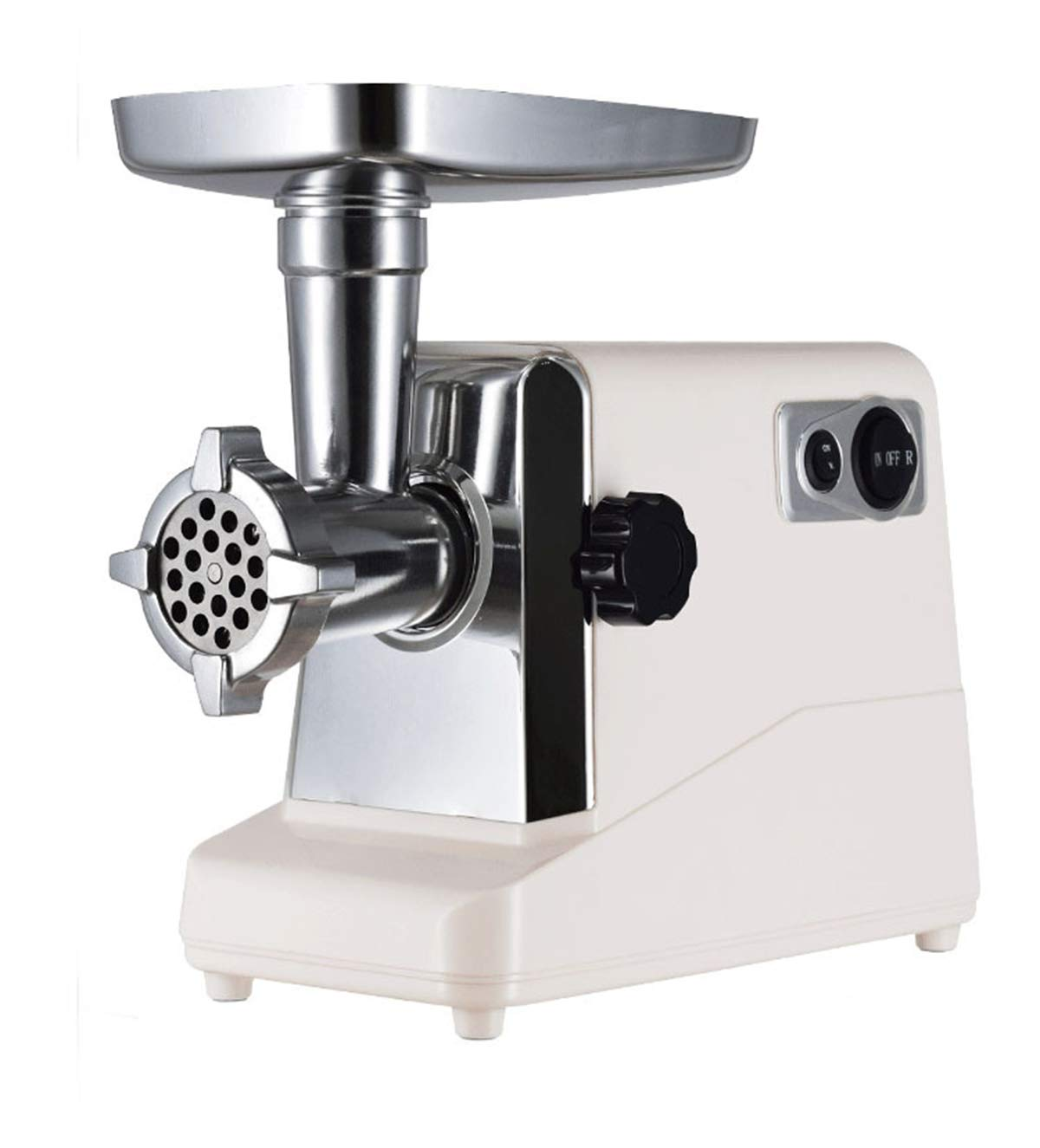 SHUHAO Electric Meat Grinder, Sausage Machine, Home Kitchen Food Processor Meat Grinder Speed 2Kg / Min, for Making Baby Food Seasonings and Fillings
