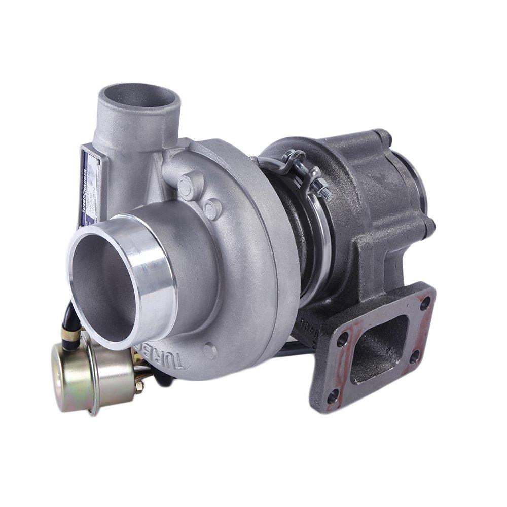 hx30 W Cargador de Turbo para Diesel Cummins 4BT 110hp Komatsu Industrial 3592121: Amazon.es: Coche y moto