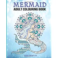 Mermaid Adult Colouring Book: Colouring Book Gift for Adults