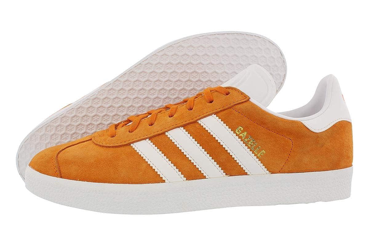 site réputé 1ee4c fe037 adidas Gazelle Mens in Orange/White