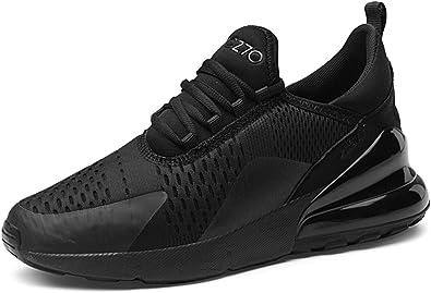 GJRRX Zapatillas Hombres Mujer Deporte Running Zapatos para Correr Gimnasio Sneakers Deportivas Padel Transpirables Casual 35-47: Amazon.es: Zapatos y complementos