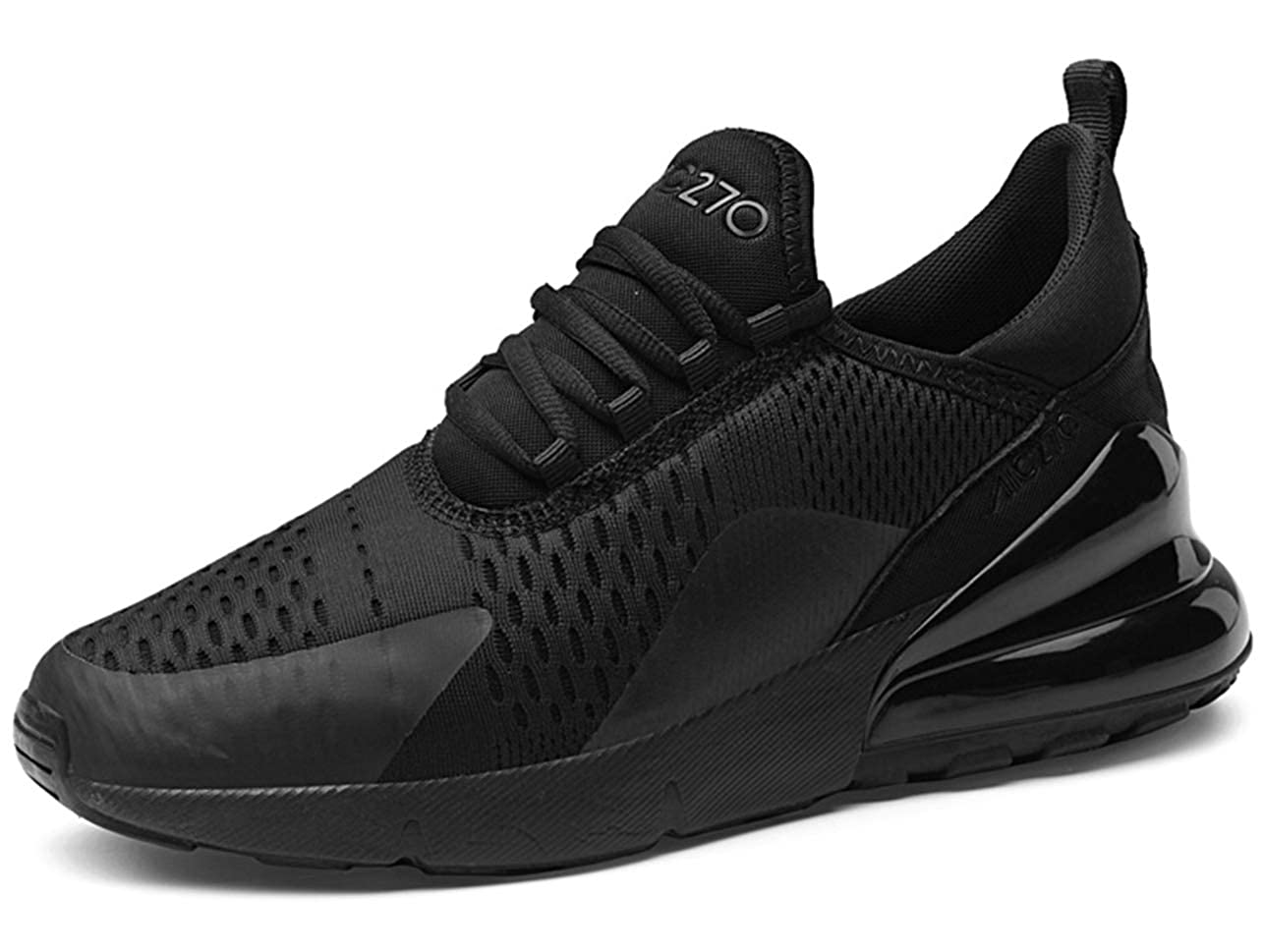 GJRRX Homme Femme Air Baskets Chaussures Gym Fitness Sport Sneakers Style Running...