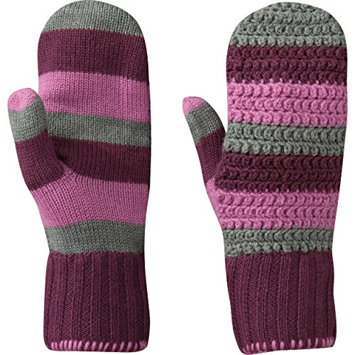Outdoor Research Women's Sueno Mittens, Orchid/Crocus/Pewter, Medium