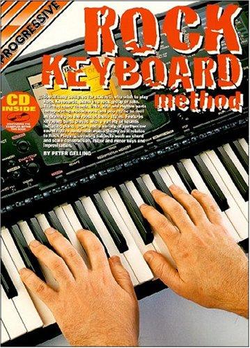 (CP69060 - Progressive Rock Keyboard Method)