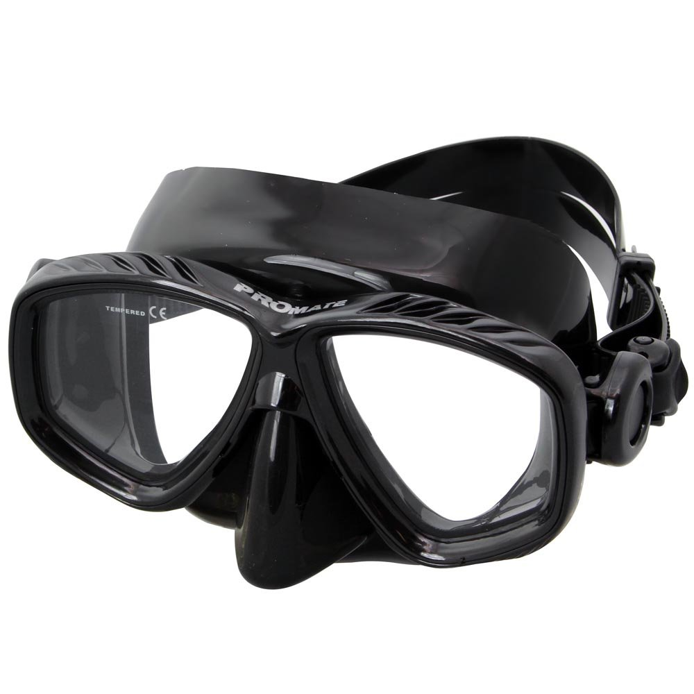 b4576ec94ed Promate RX Prescription Snorkeling Mask with Nearsight Optical Corrective  Lens-1.0 to 10.0