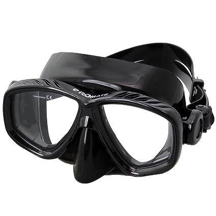 047cec6720 Amazon.com   Promate RX Prescription Snorkeling Mask with Nearsight ...