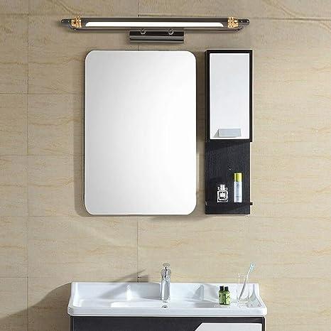Aoligei Luce frontale specchio semplice bagno led luci cosmetiche ...