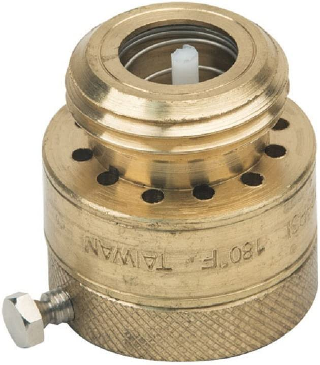 Brasscraft Brass 1 In Dia X 1 552 In Dia Vacuum Breaker Amazon Com