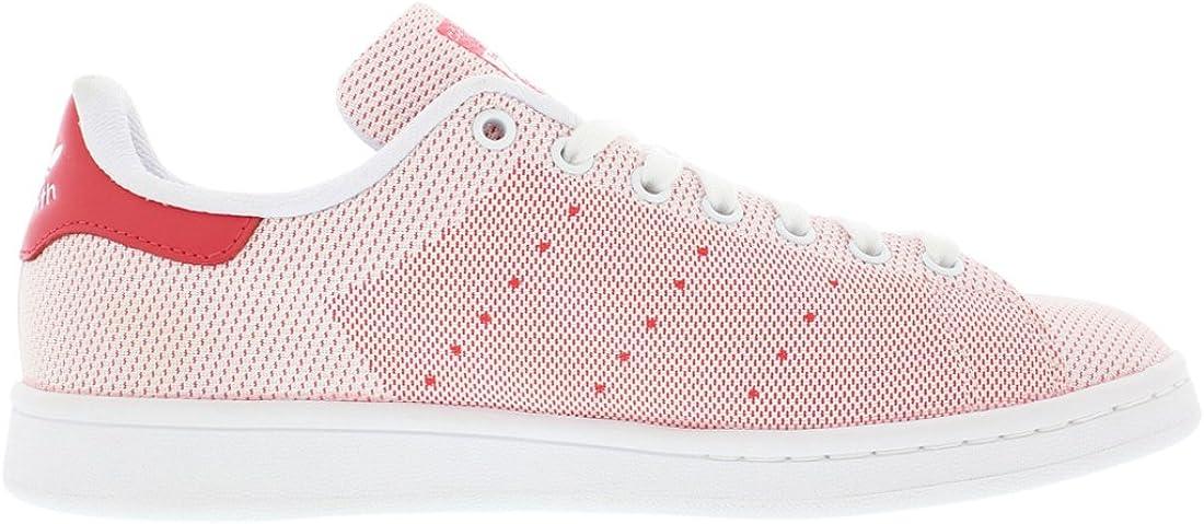 adidas Originals Men's Stan Smith Shoes B24712-tomato Ftwwht Tomate Ftwbla
