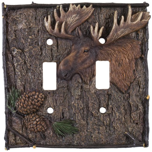 (REP Moose Double Switch Cover  614 )