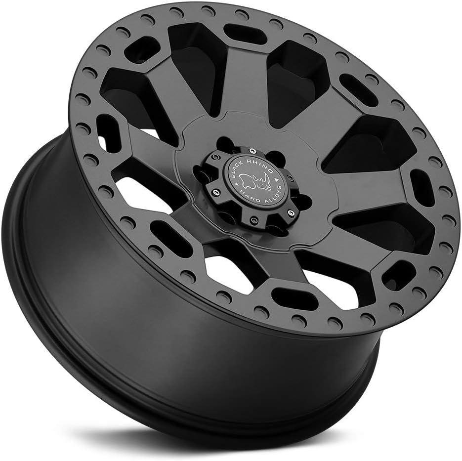Black Rhino Warlord 20x9 5x150 12mm Gunmetal Wheel Rim