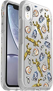 OtterBox Symmetry Clear Series Case for iPhone XR - Droid