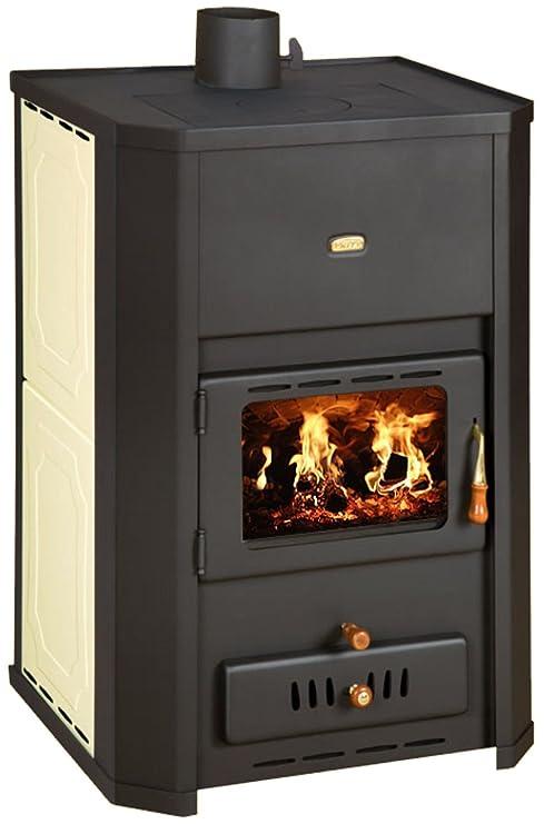 Estufa para madera, integral leños de caldera 29 kW Prity WD W24