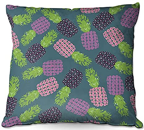Amazon Com Outdoor Patio Couch Throw Pillows From Dianoche Designs