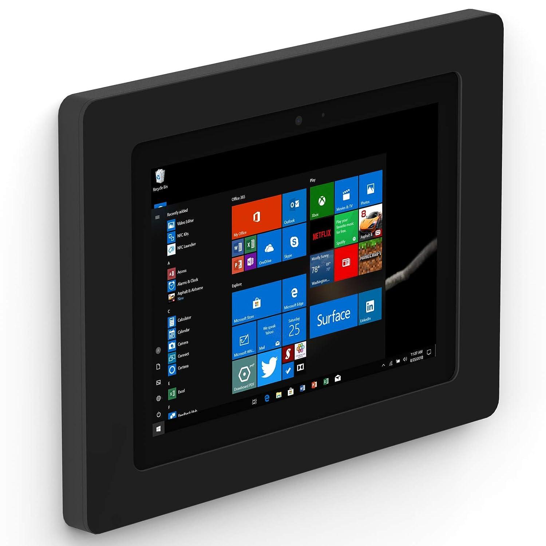 【現品限り一斉値下げ!】 VidaMount オンウォールタブレットマウント, Galaxy Tab A 8.0 A (2017), VidaMount VB (2017),_B_OWL_GTA080Y17_BLK B07HRZ4G7B Surface Go ブラック ブラック Surface Go, 青砥屋 ほつま高蒔絵シール専門店:269432c0 --- ballyshannonshow.com