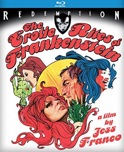 The Erotic Rites of Frankenstein cover