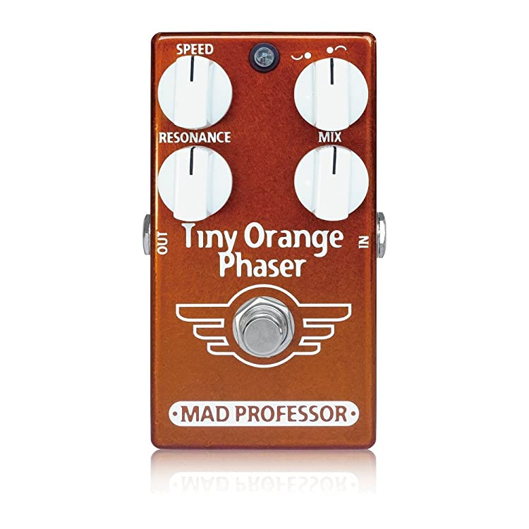 MAD Professor New Tiny Orange Phaser