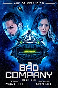 The Bad Company by Craig Martelle ebook deal