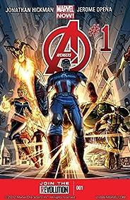 Avengers (2012-2015) #1 (English Edition)