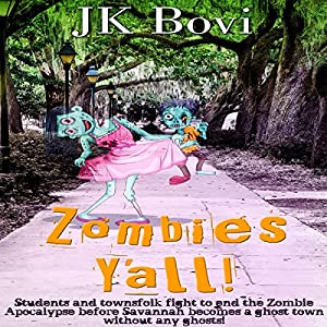 Zombie's Y'all Audiobook
