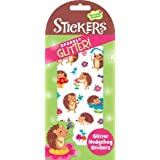 Peaceable Kingdom Glitter Hedgehog Sticker Pack
