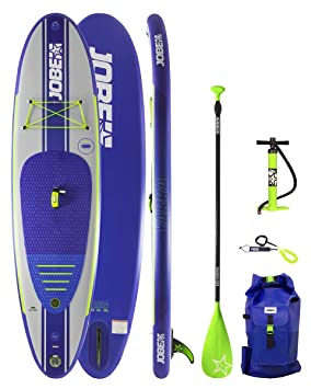 Jobe Yarra 10.6 Inflatable Paddle Board Package 2019: Amazon ...