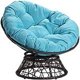 destiny drehsessel coco sit papasansessel round schwenksessel korbsessel hundekorb. Black Bedroom Furniture Sets. Home Design Ideas
