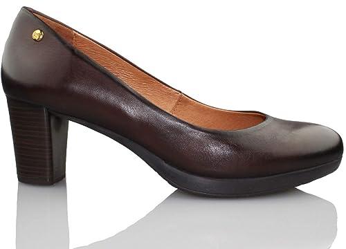 f400d56ac58 PIKOLINOS Salon Mujer Salerno Marron - 36  Amazon.es  Zapatos y complementos