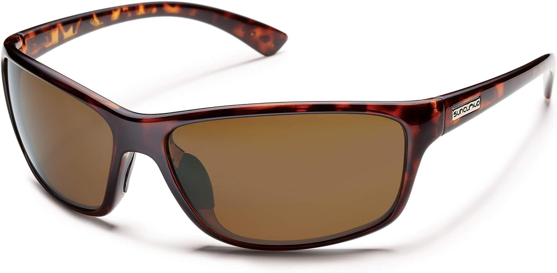 Suncloud Men's Contemporary Injection Sunglasses