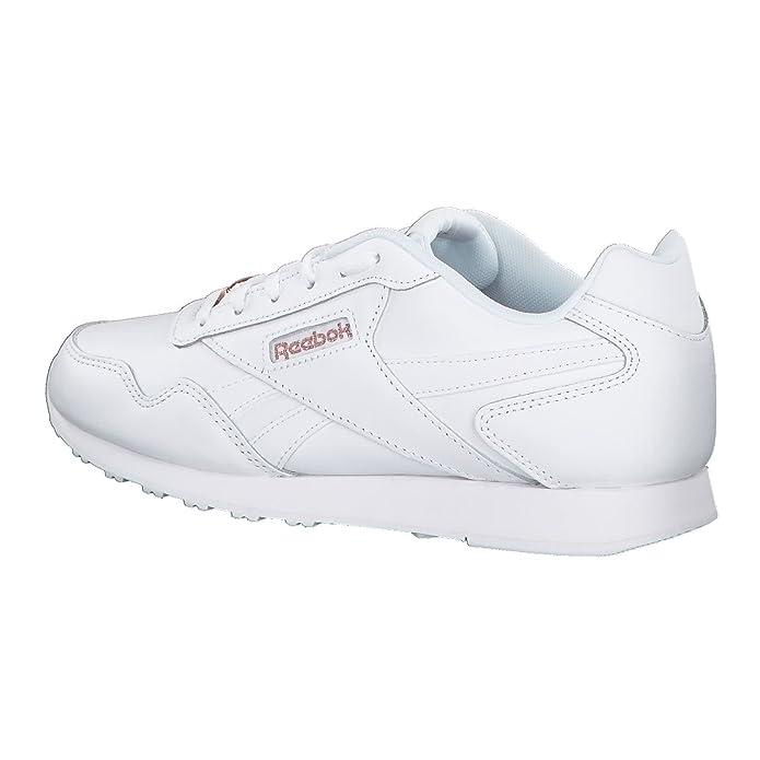 popularne sklepy wiele stylów wysoka moda Reebok Women's Royal Glide White-Rose Gold 12 UK: Amazon.in ...