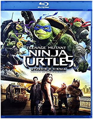 Teenage Mutant Ninja Turtles: Out of the Shadows Blu-Ray ...