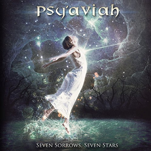 CD : Psy'aviah - Seven Sorrows Seven Stars (CD)