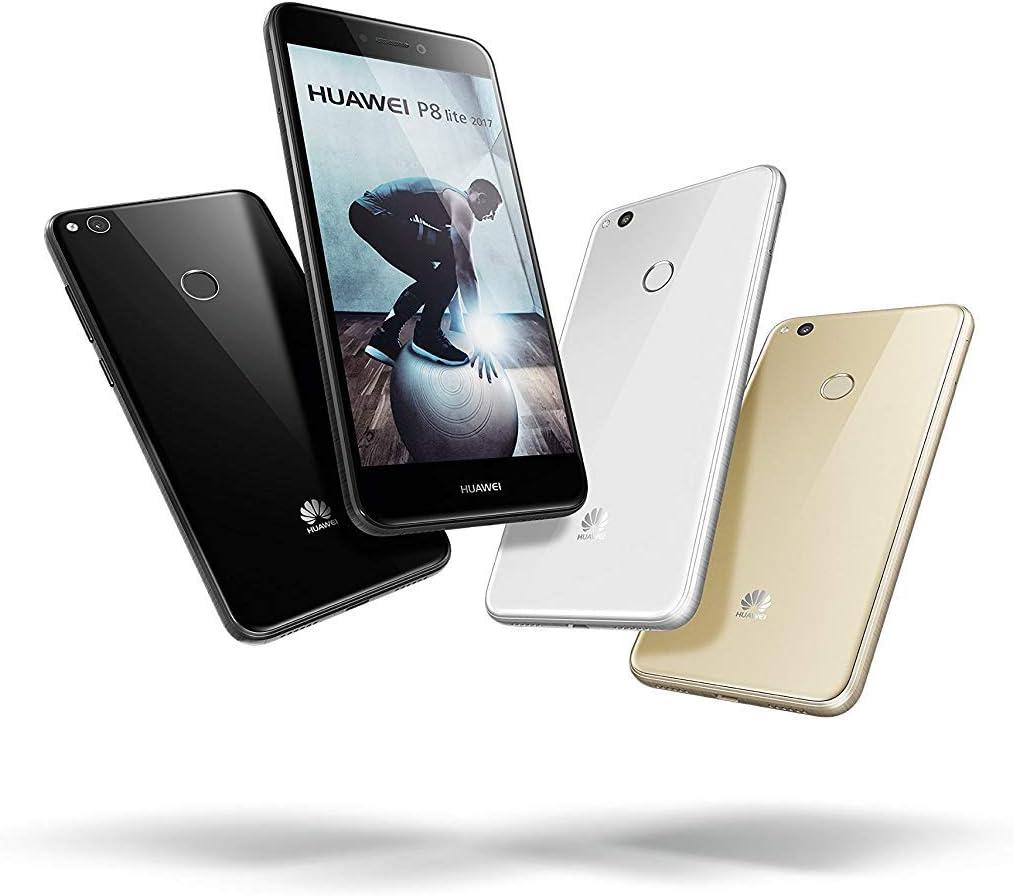 Smartphone Huawei P8 Lite 2017, memoria interna de 16 GB, blanco: Amazon.es: Electrónica