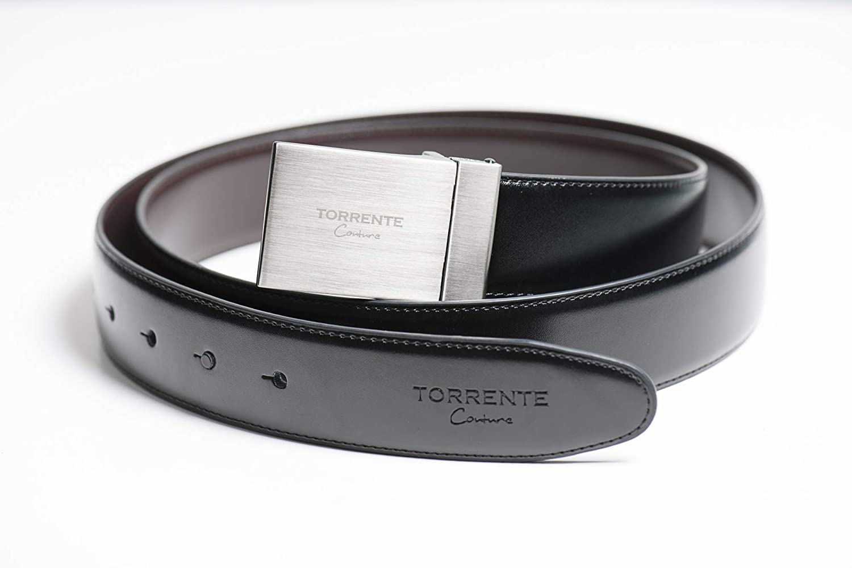 Torrente - Cinturón - para hombre Negro Negro 120 cm: Amazon ...