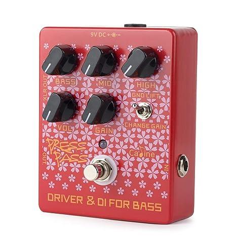 Caline CP-59 - Pedales de efectos para guitarra eléctrica, bajo ...