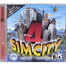 SimCity 4 Deluxe Edition PC CD-Rom