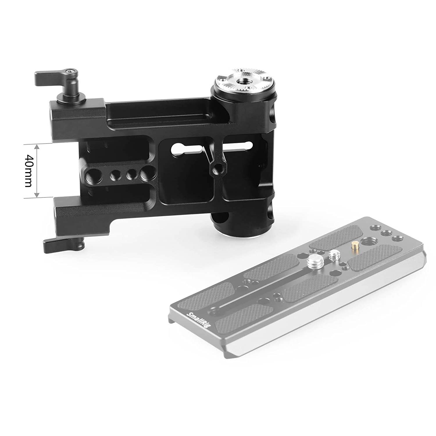 2038 SmallRig Rosette Replacement Piece for Sony PXW-FS5 and Original Hand Grip