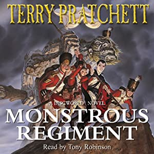 Monstrous Regiment Hörbuch
