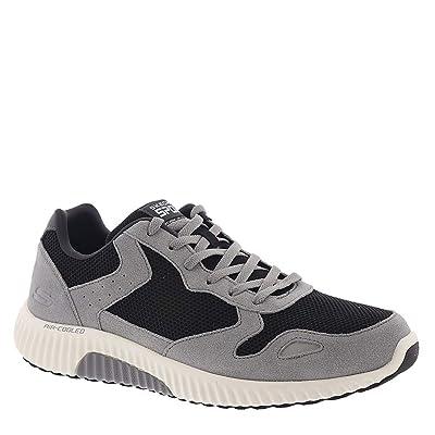 Skechers Sport Paxmen-52518 Men's Sneaker   Tennis & Racquet Sports