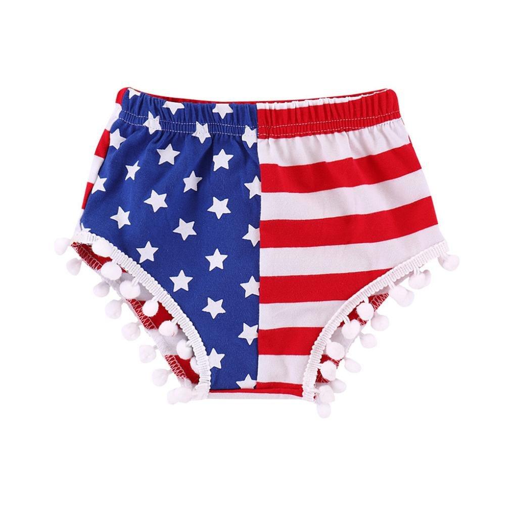 Amazon.com: Joint ropa bandera americana infantil para bebés ...